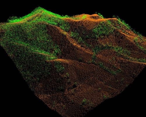 LiDAR Scanning Survey