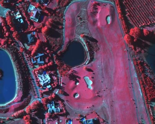 NIR Aerial Imagery