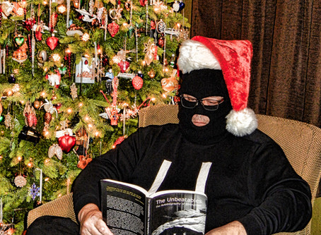 Strongman wishes you and yours a very Unbeatables Christmas