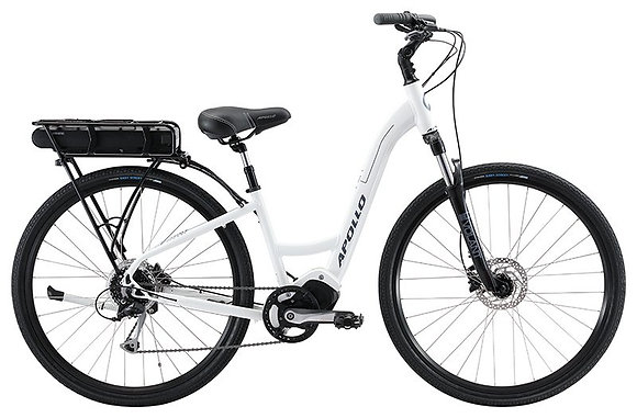Apollo Eon Comfort 20 Ladies E-Bike