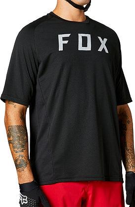 Fox Defend SS Jersey Black