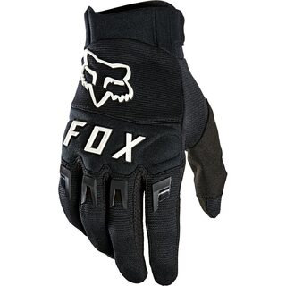 Fox Dirtpaw Glove Black/White