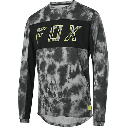 Fox Ranger Dri-release LS Jersey - Black
