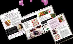 Media Kit design and logo re-design
