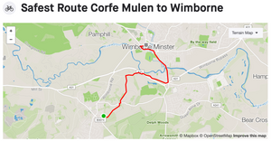 Upton heath, country park, lockdown, cycle, routes, [poole, castleman trailway, bike shop, wheelie bike shop, Wimborne