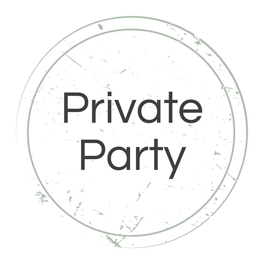 Katelynn Woytcke's Private Party