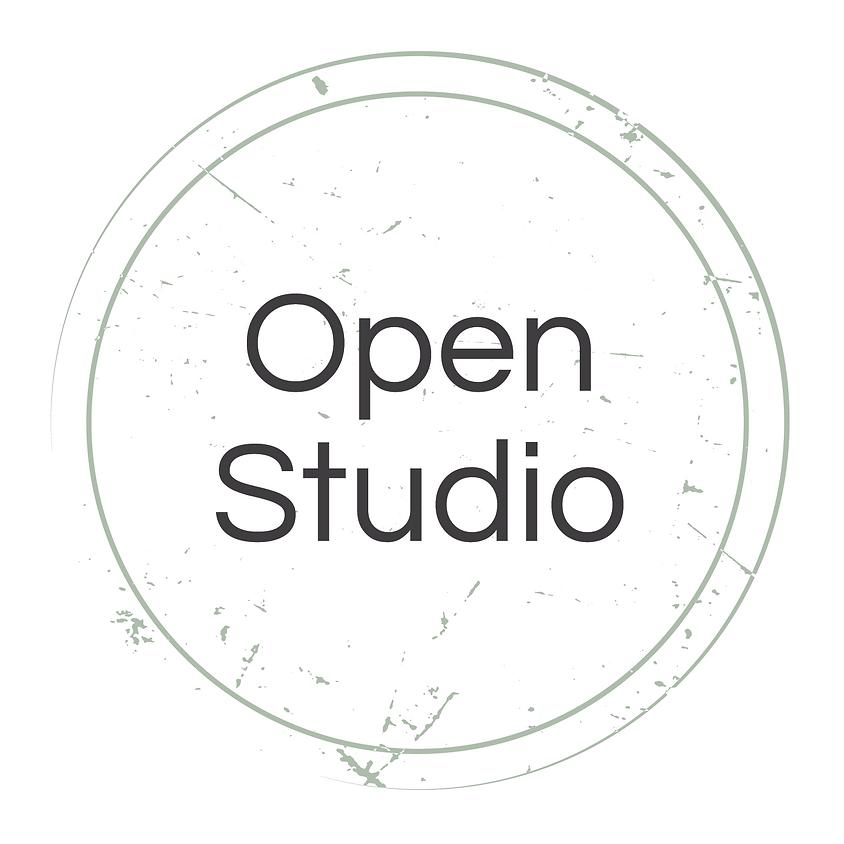 Open Studio Party TEMPLATE