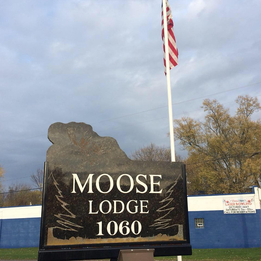 Moose Lodge Open Party