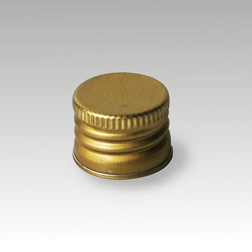 Tampa Alum. R18 Dourada 100085
