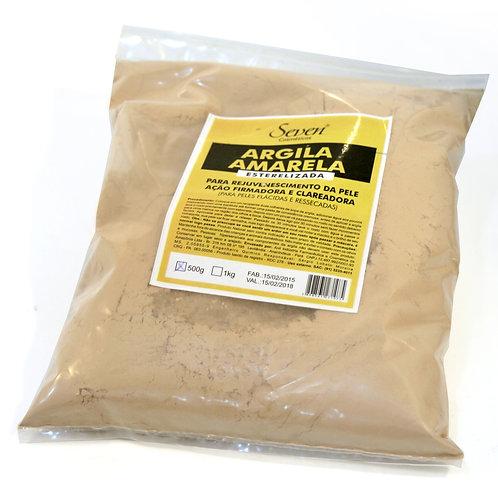 Argila Amaz. Amarela  - 500g - 230117
