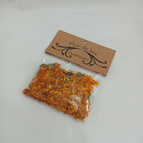 Calendula Desidratada-  050099