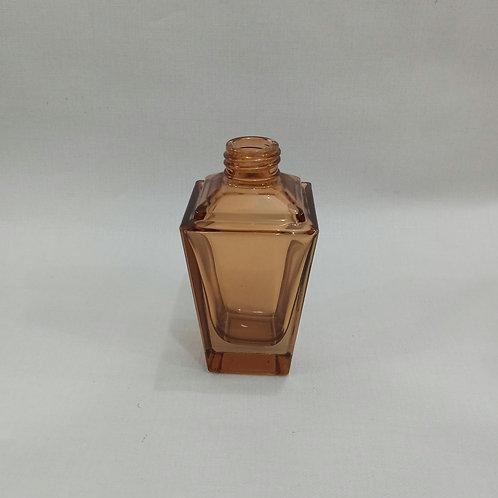 Frasco de Vidro para Perfume Trapezio Ambar  R24 - 022986
