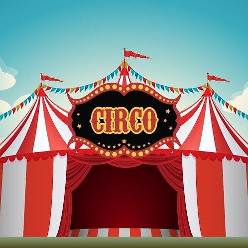 Essência Silver Kids Circo - 380072