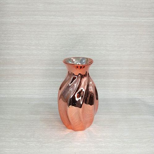 Vaso Torcido Rose- 180215