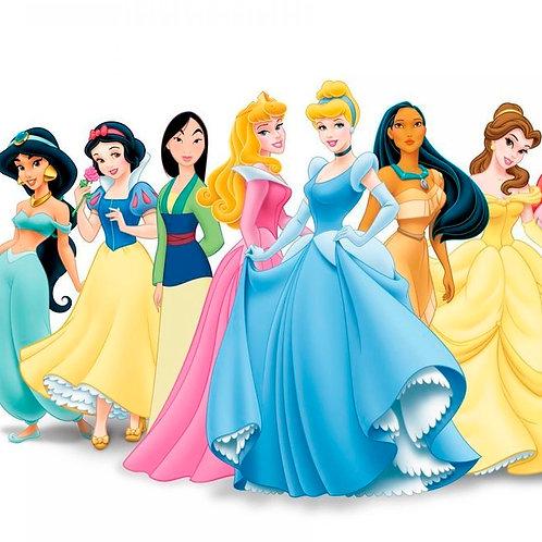 Essencia Silver Princesa Disney - 380093