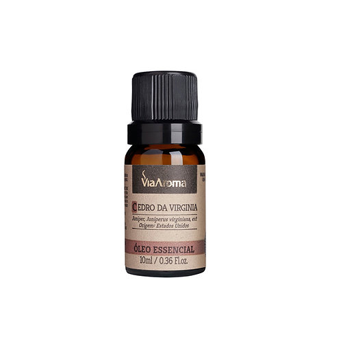 Oleo Essencial Cedro da Virginia 10ml 140053 via