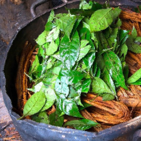 Essencia Silver Folhas da Amazonia - 380154