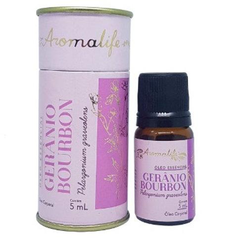 Oleo Essencial Geranio Bourbon Aromalife- 140126