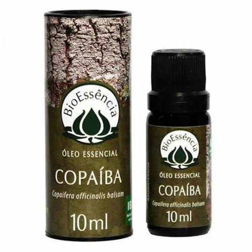 Oleo essencial Copaiba Bio - 140058