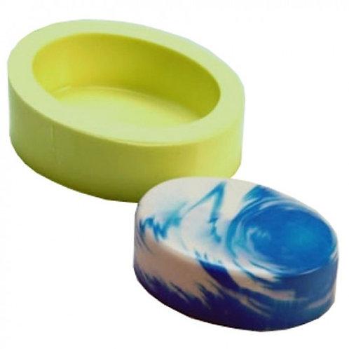 Forma de silicone Oval (1 cav.) 163846