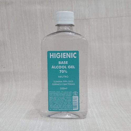 Base Gel 70° MA 500ml Higienização Hidratante - 060504