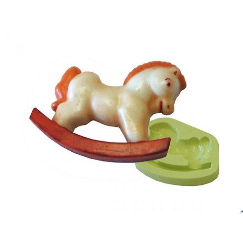 Forma de silicone Cavalo Balanço -165050