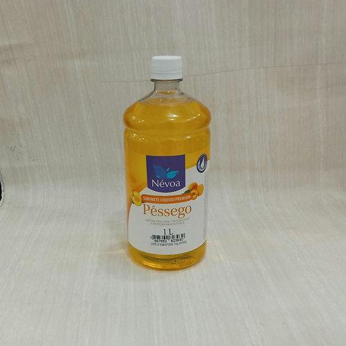 Sabonete Líquido Perolado Pessego Laranja LM 1 Litro - 250058