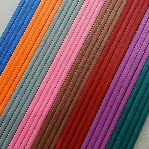 Vareta Fibra / fina - várias cores 210046