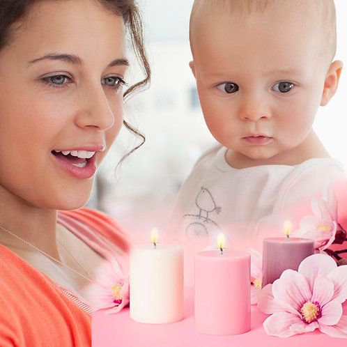 Essencia Vela Mami Baby- 420004