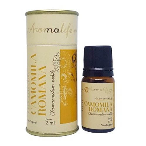 Oleo Essencial  Camomila Romana Aromalife- 140119