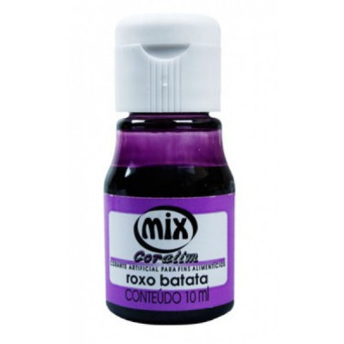 Corante Roxo Batata Mix 10ml- 150017