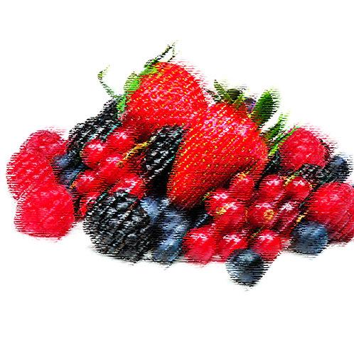Essencia Frutas Vermelhas Tradicional 100ml 010032