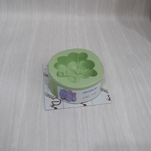 Forma de silicone Hortencia-  160140