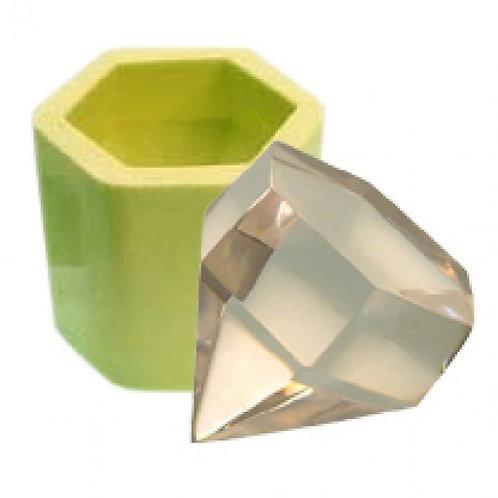 Forma de Silicone Diamante 160999