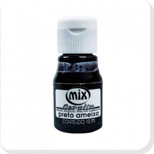 Corante Preto Ameixa Mix 10ml