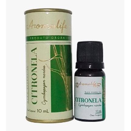 Oleo Essencial  Citronela Aromalife- 140115