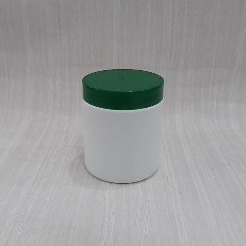 Pote Cosmético 500gr c/ Tampa Verde - 320120