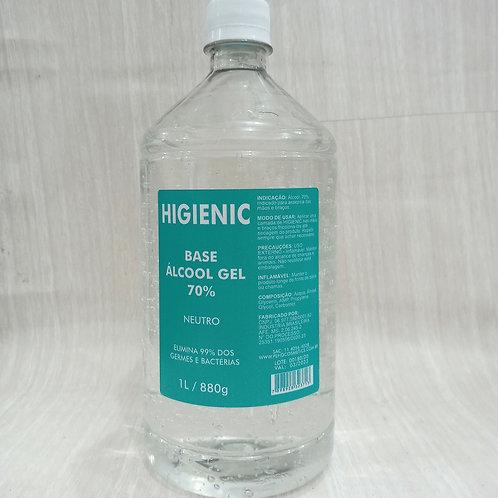 Base Gel 70° MA Higienização Hidratante #B - 1Litro 880g - 0605