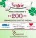 Participe do Sorteio de R$ 200,00 em produtos