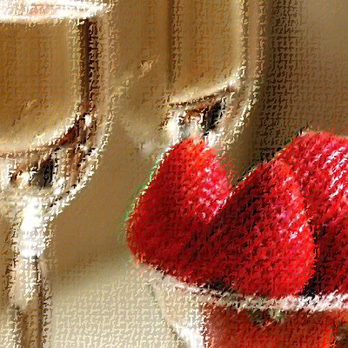Essencia Tradicional Morango & Champagne- 010058