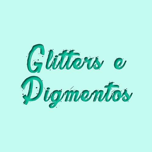 Glitter e Pigmentos