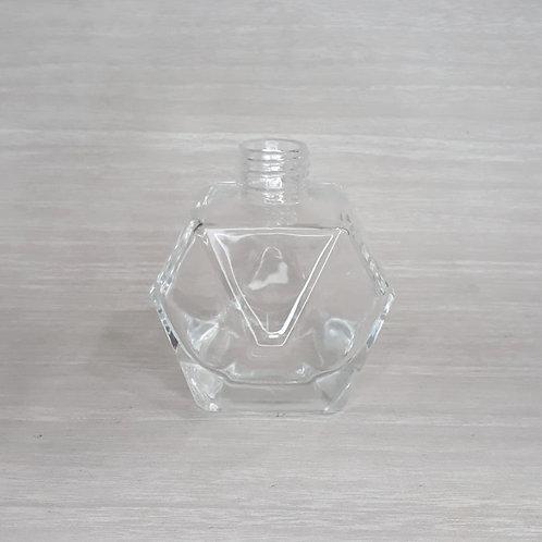 Frasco Viena Transparente (200ml)- 022975