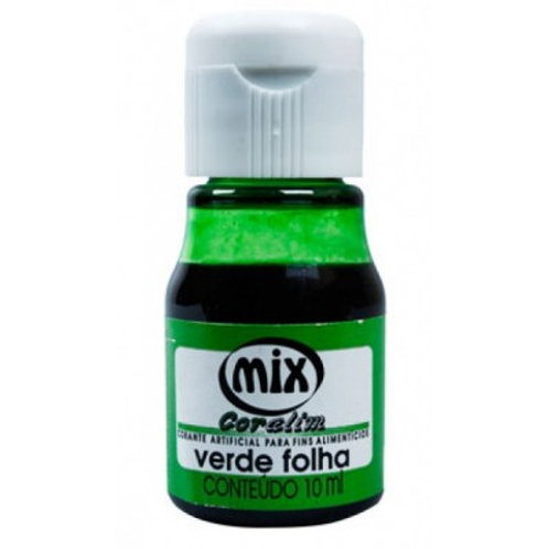 Corante Verde Folha Mix 10ml- 150019
