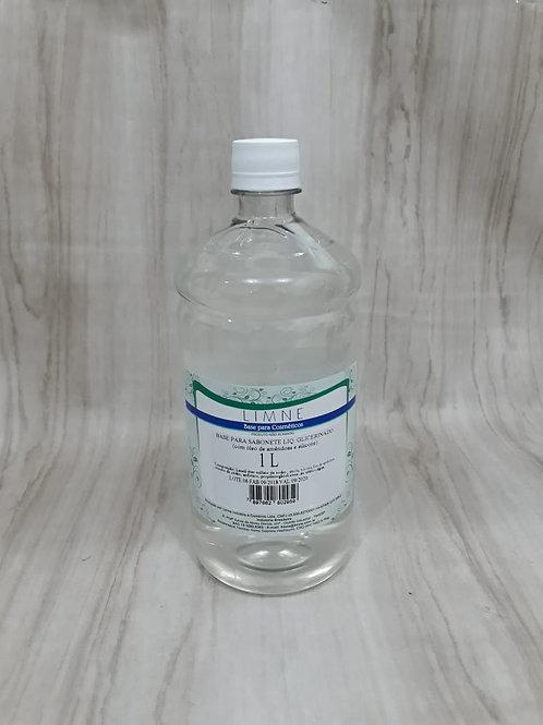 Base Sabonete Liquido com Oleo de Amendoas e silicone 1x1 LM  1 litro 060167
