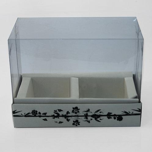 Caixa para 2 Vidros Mini-cubo 020269