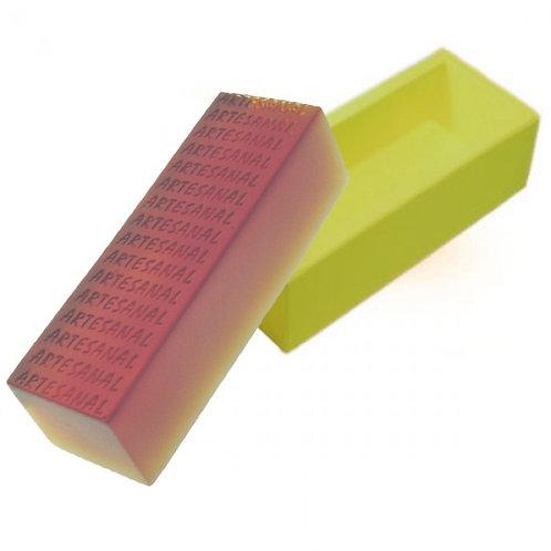 Forma de silicone Barra Artesanal (1 cav.) 160614