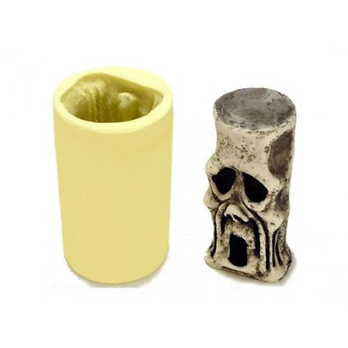 Forma de silicone tronco medo (1 cav.) 163308