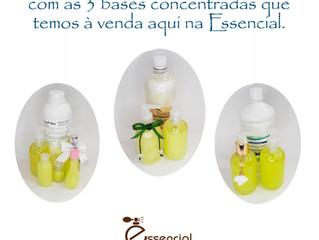 Aprenda a fazer sabonetes com as 3 bases concentradas que temos a venda