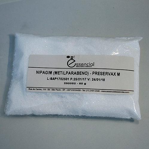 Nipagim - (preservax M) Metilparabeno - 50g - 230052