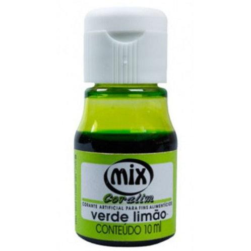 Corante Verde Limão Mix 10ml - 150021